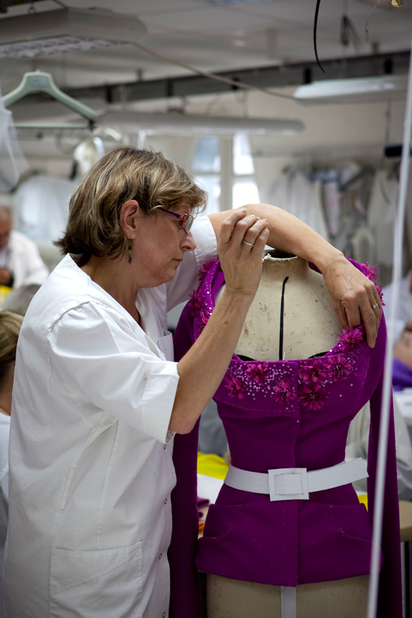 Ateliers couture, Christian Dior
