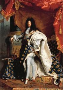 Rigaud, Louis XIV