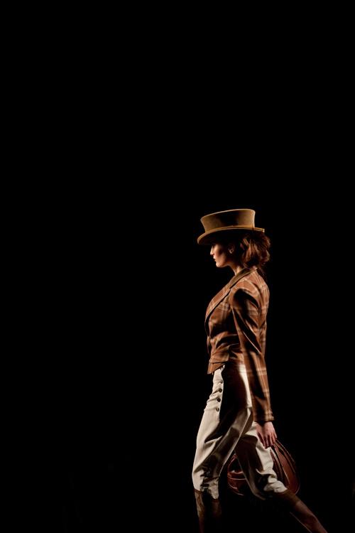 Christian Dior, Pret à porter, automne-hiver 2010, james bort, defilé