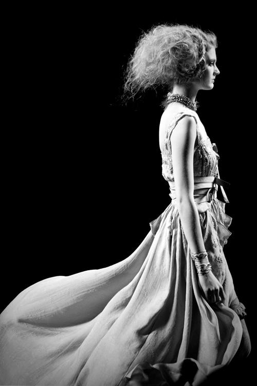 Christian Dior, Pret à porter, automne-hiver 2010, james bort, défilé