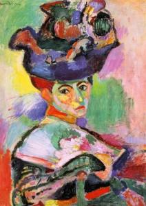 Henri Matisse, La femme au chapeau