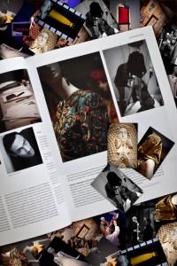 TL Magazine, yves saint laurent, james bort, Florence Muller, jean paul knott