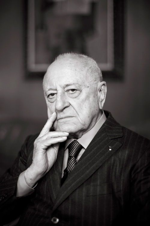 Pierre Bergé, fondation, portrait, james bort