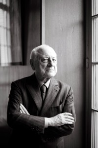Pierre Bergé, fondation, portrait, james bort