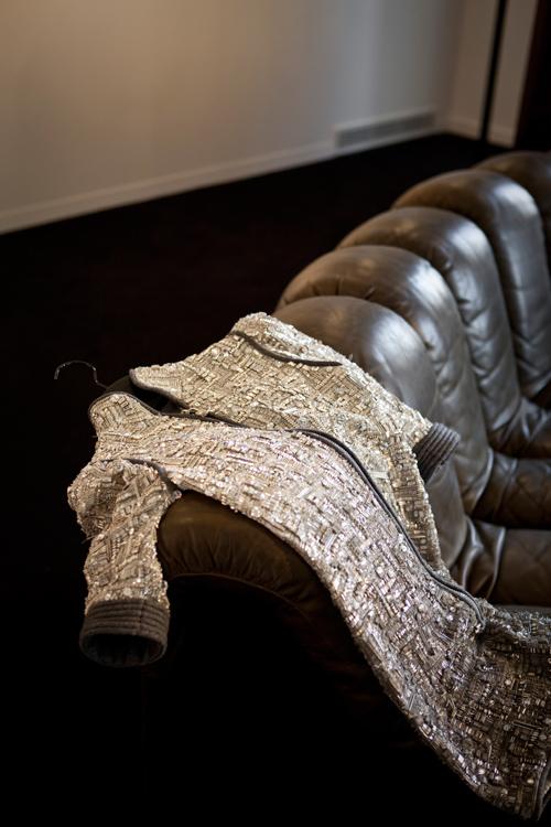 Stephane Rolland, haute couture, robe, showroom