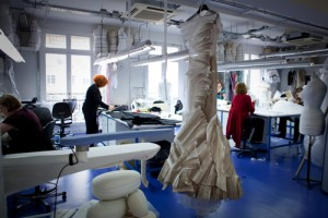 Ateliers couture Stephane Rolland