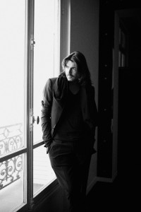 Stephane Rolland, haute couture, robe, showroom, portrait