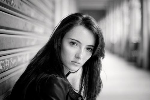 clementine levy, portrait