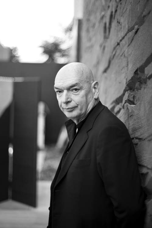 jean nouvel, portrait, james bort