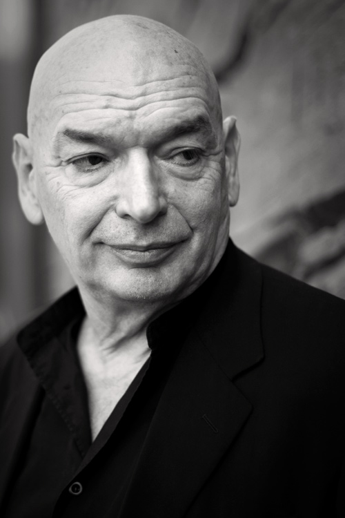 jean nouvel, portrait, james bort, architecte