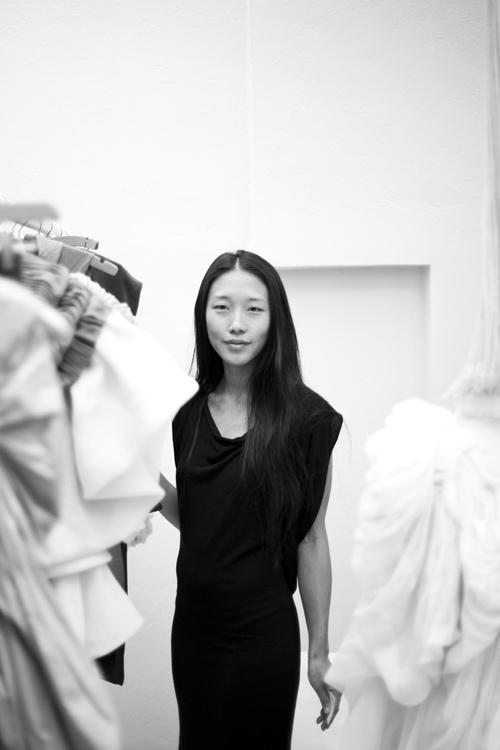 Yiqing Yin, portrait, créatrice