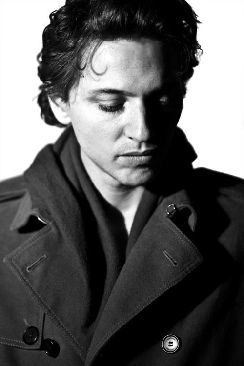 Raphaël, james bort, portrait, noir et blanc