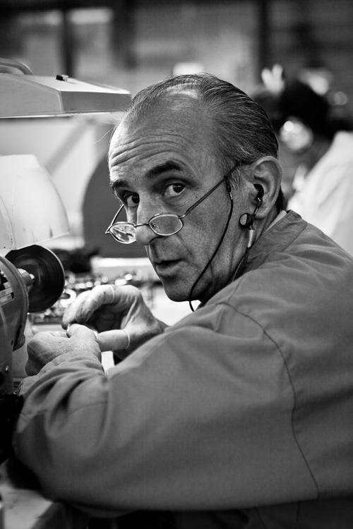 Patek Philippe, atelier, horlogerie, suisse