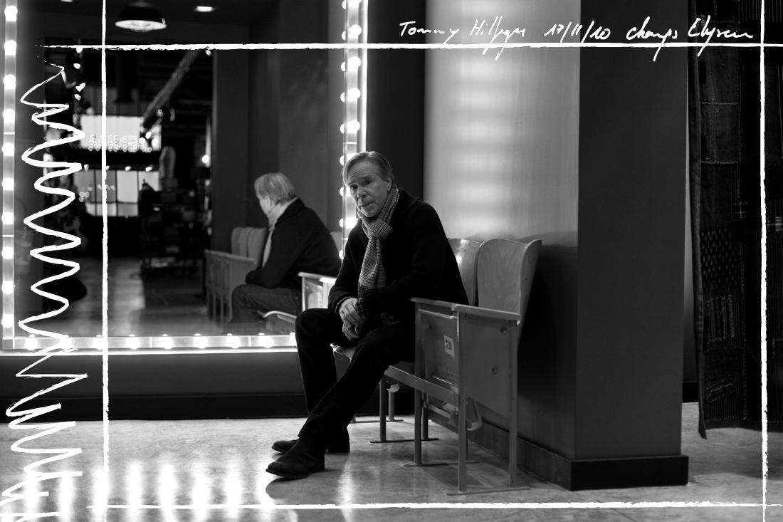 Tommy Hilfiger, james bort, portrait