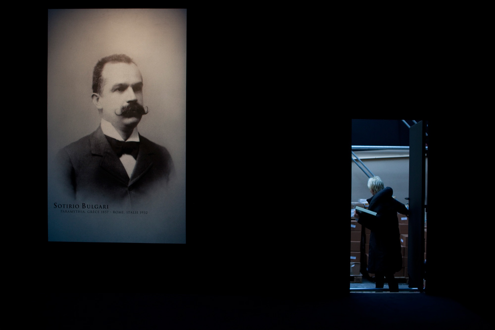 Bulgari, 125 ans de magnificence italienne&quot, grand palais
