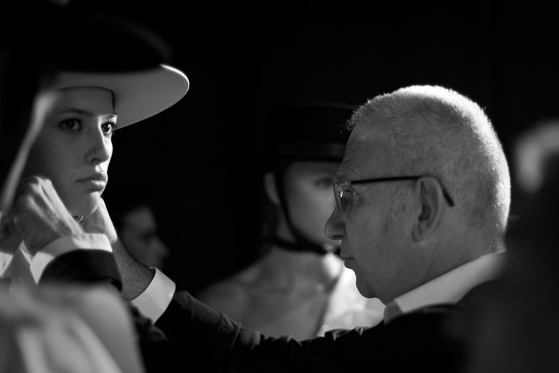 Jean Paul Gaultier pour Hermès