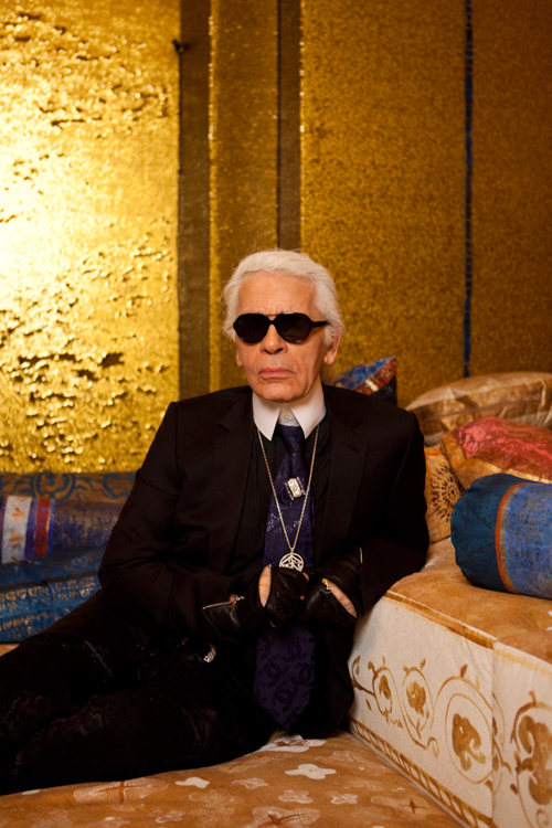 Karl Lagerfeld, Chanel