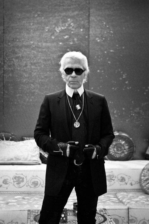 Karl Lagerf, chanel