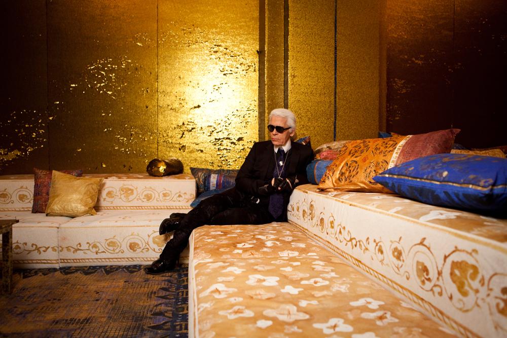 Karl Lagerfeld, Chanel,