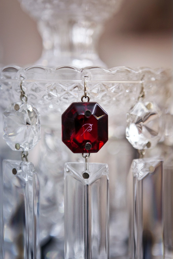Baccarat, lustre, logo, cristal