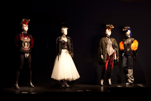 Jean Paul Gaultier - First Exhibition in Montreal