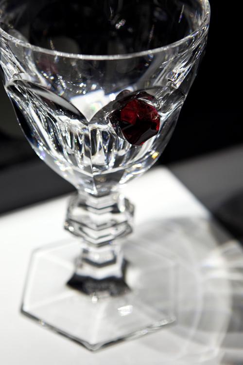 Baccarat verre Harcourt