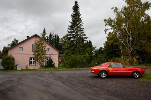 Finlande, Nuutajärvi