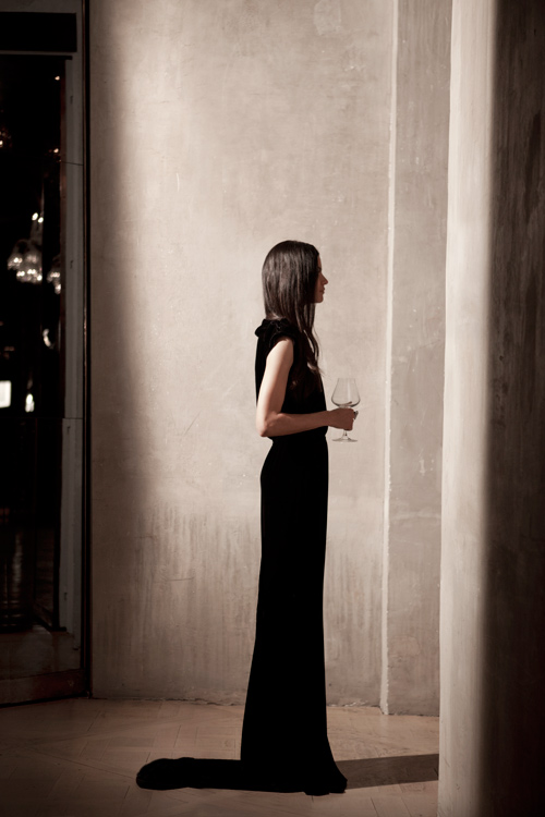 Making-of Baccarat, liza-b, james bort, lanvin