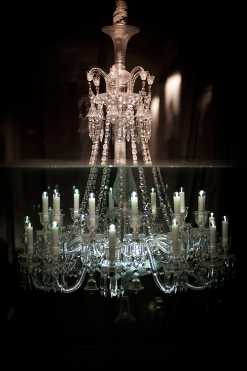 Making-of, Chateau Baccarat, liza b