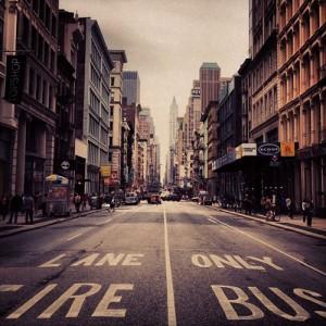 New-york, instagram
