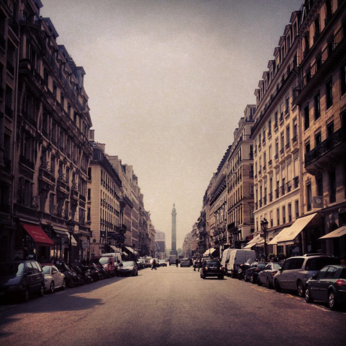 Paris, instagram