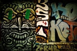 Graffiti, Paris