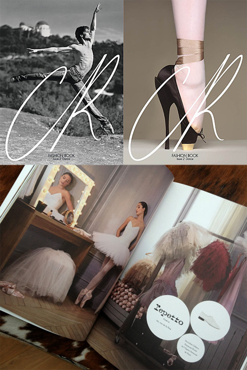 Carine Roitfeld, Repetto, Dorothée Gilbert, James Bort