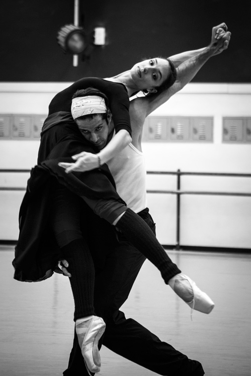 Dorothee Gilbert & Marcelo Gomes