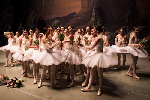 Theatre Marynskii - La Bayadère