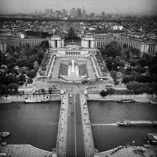 Paris, Yves Saint Laurent