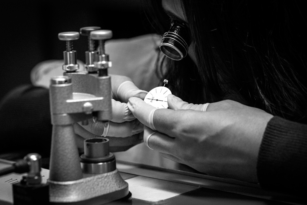 Piaget, Manufacture.