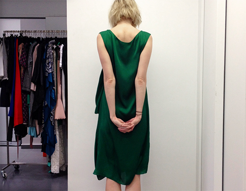 Fitting Lanvin