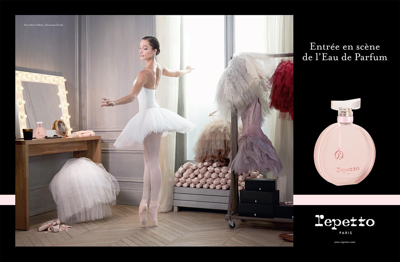 Youtube fashion 2017 - Campagne Eau De Parfum Repetto James Bort