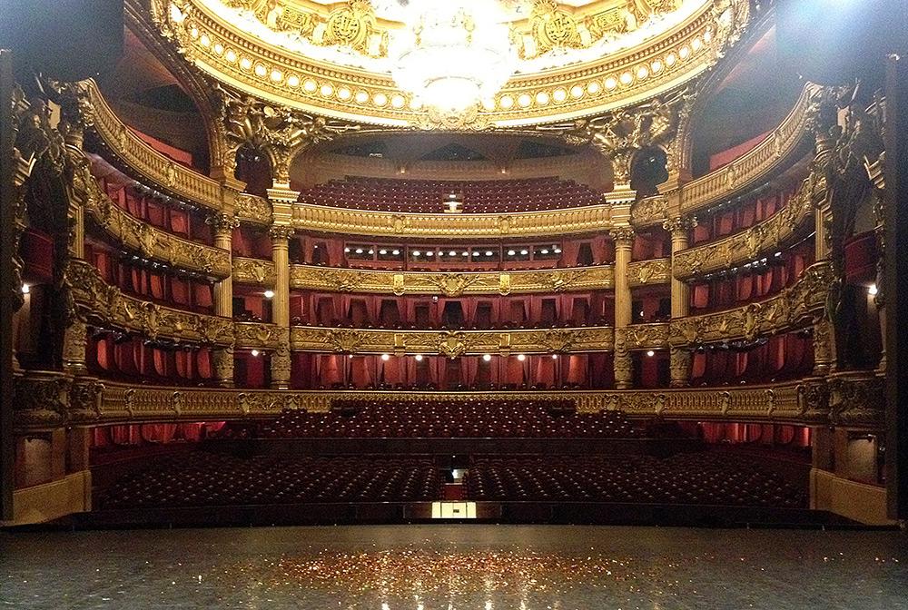 Opera Garnier, Adieux Brigitte Lefevre