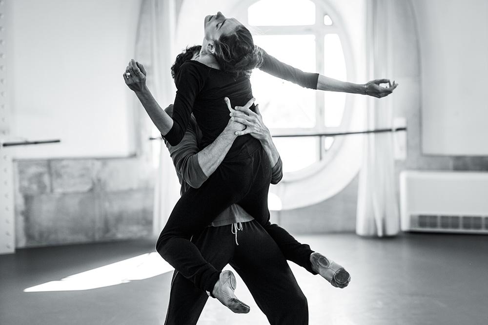 Dorothee Gilbert, Mathieu Ganio in Tristan und Isolde