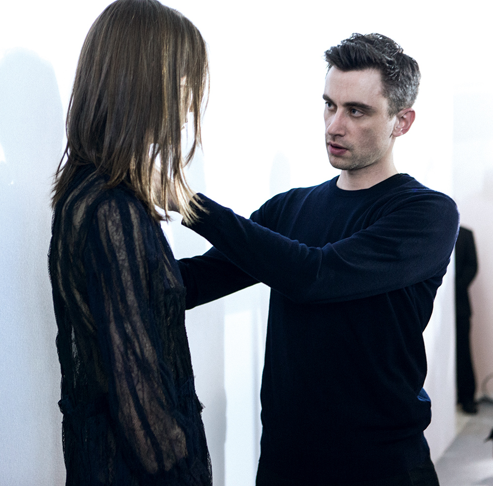 Guillaume Henry for Nina Ricci
