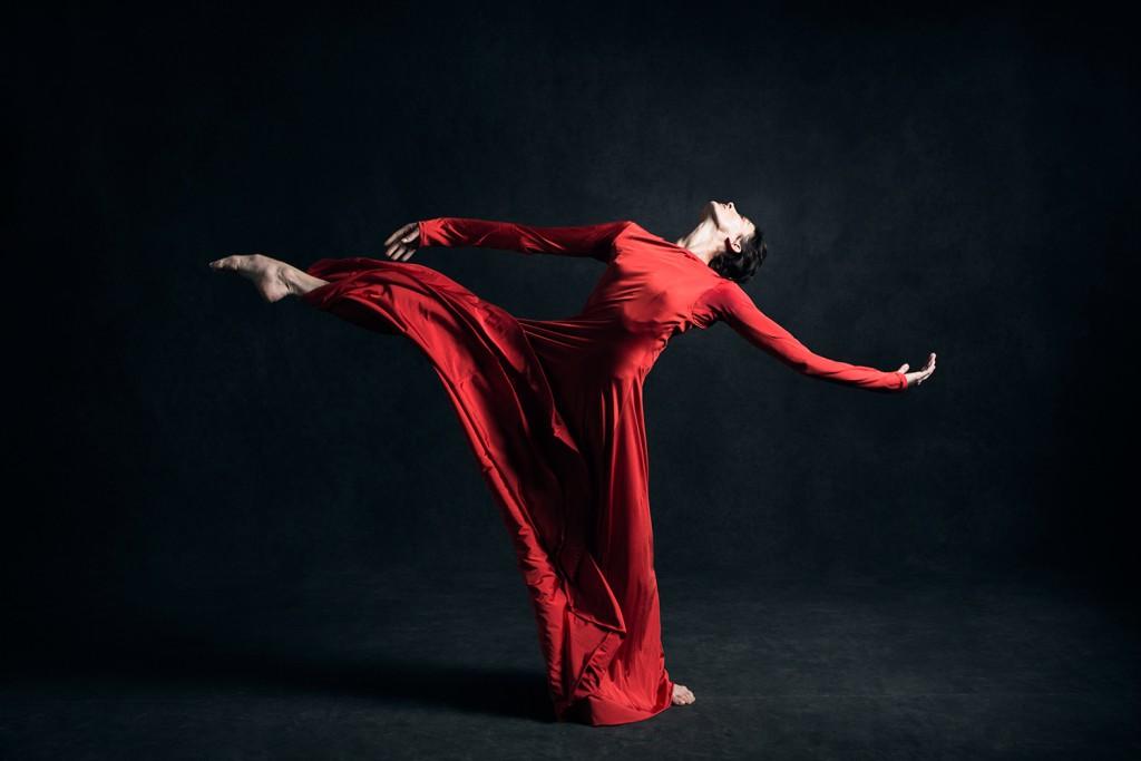 Marie-Agnes Gillot par James Bort