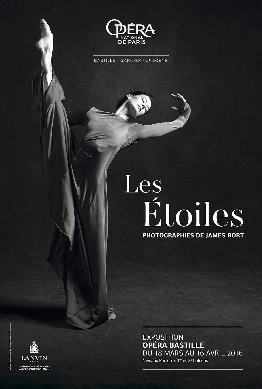 Exposition Les Etoiles ,James Borta