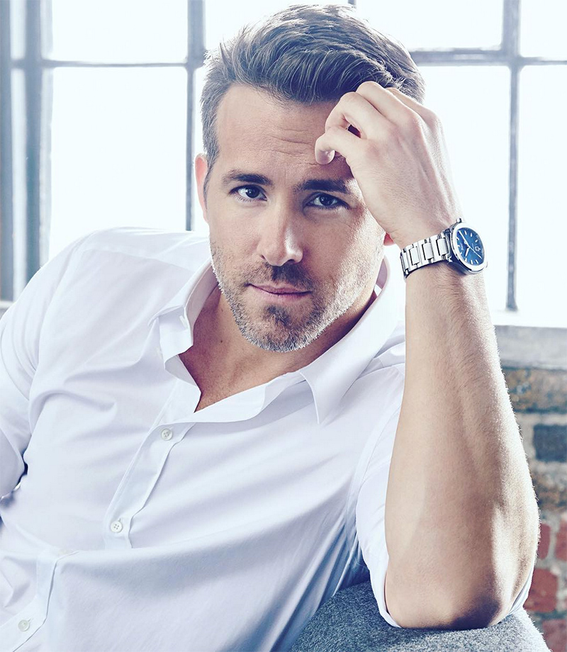 Ryan Reynolds for Piaget by James Bort