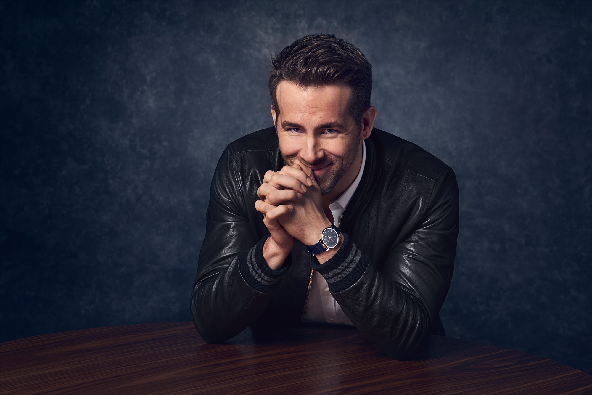 ryan reynolds by james bort Piaget