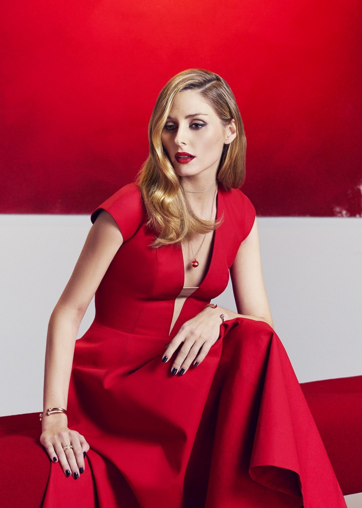 Olivia Palermo for Piaget by James Bort
