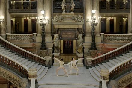 Balmain Opera de Paris by James Bort