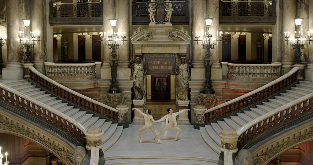 Balmain Opéra national de Paris by James Bort