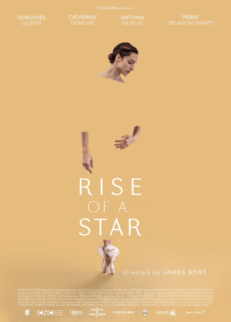Rise of star directed by James Bort